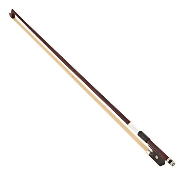 Primavera Hardwood Violin Bow, Octagonal 1/4
