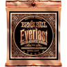 Ernie Ball Everlast 2550 Phosphor Akustisk Guitar strenge 10-50