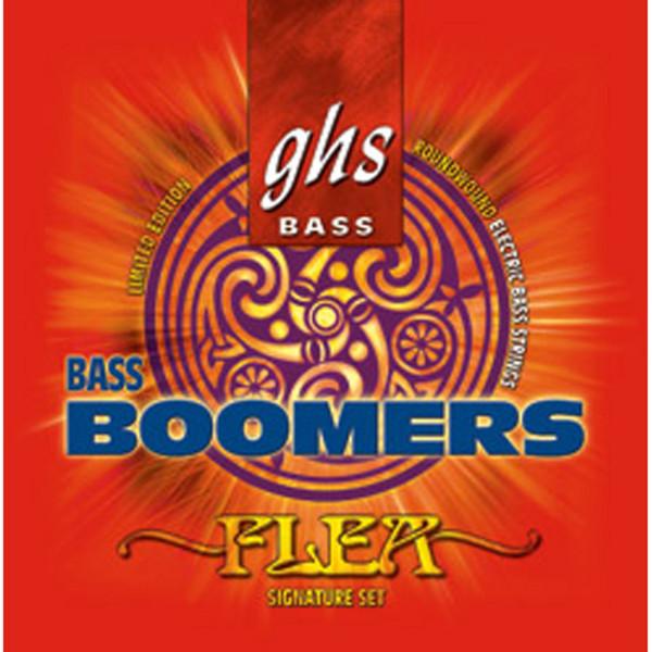 GHS Bass Boomers Flea Signature Bass Strings 045-105