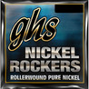 GHS Nickel Rockers chitarra corde medio 011-050