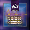 GHS Nickel Rockers Eric Johnson Signature corde Medium 011-052