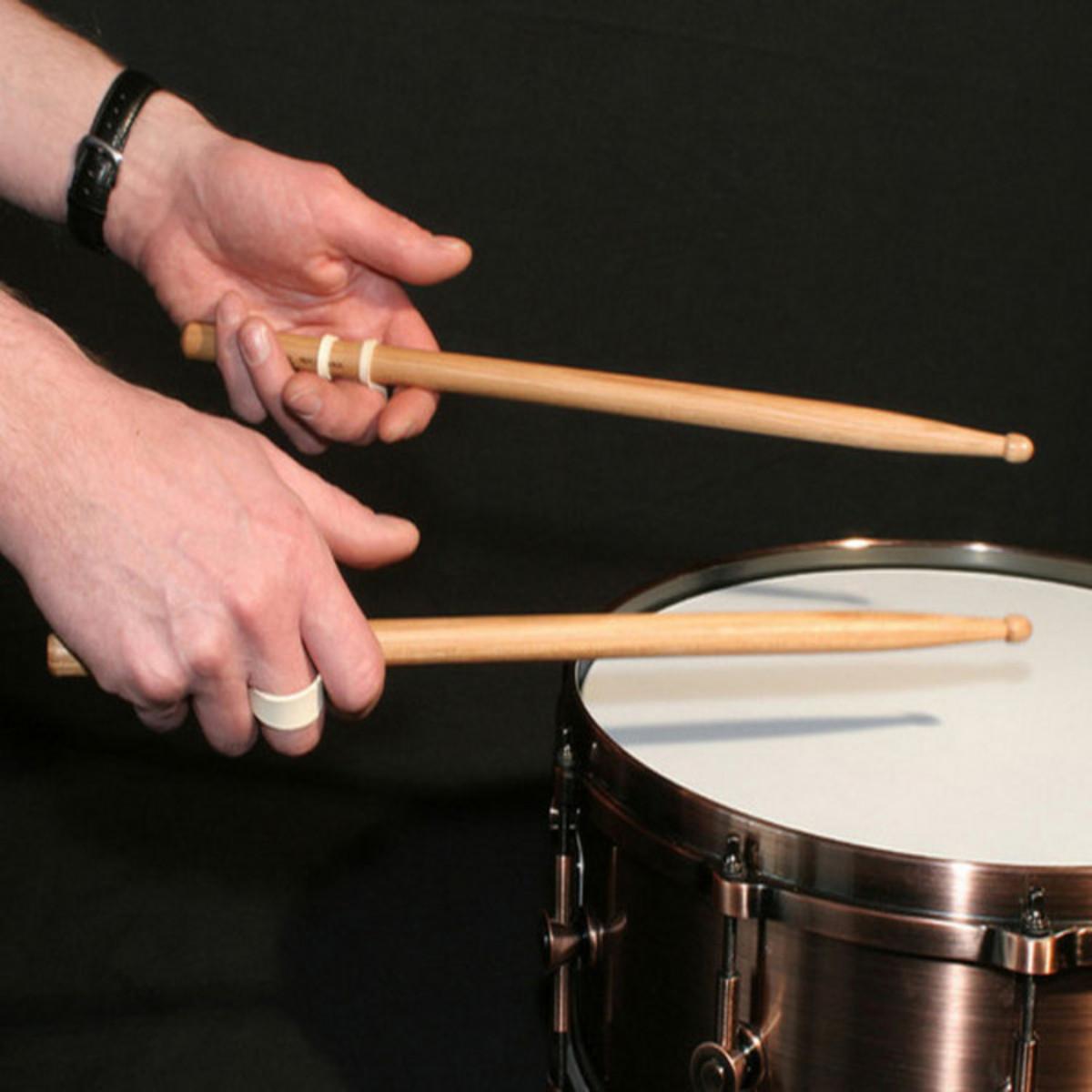 gig grips drumstick grips 1pair at gear4music. Black Bedroom Furniture Sets. Home Design Ideas