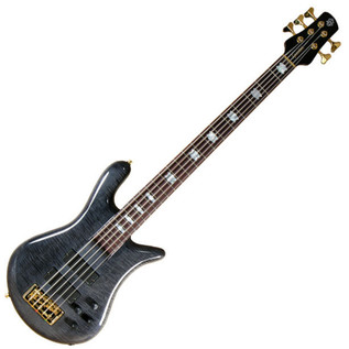 Spector Bass Euro 5LX Bass Guitar, Gloss Black Stain