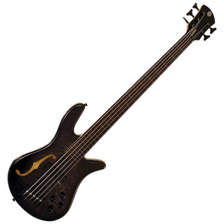 Spector Bass Pro Series Spectorcore 5 Piezo Bass Guitar, Black