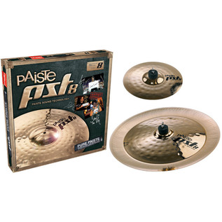 PST 8 Rock Effects Cymbal Pack