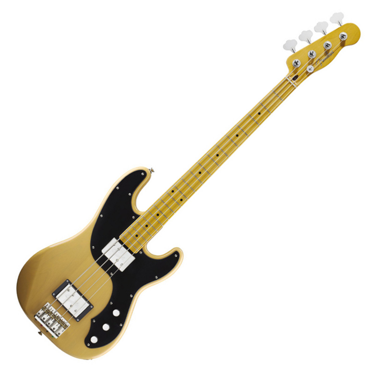 fender modern player telecaster bass mn butterscotch blonde at gear4music. Black Bedroom Furniture Sets. Home Design Ideas