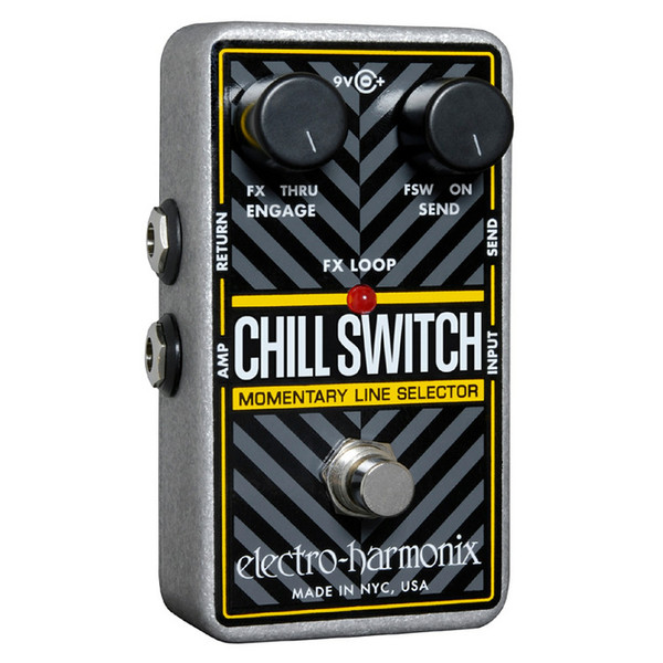 Electro Harmonix Chillswitch Line Selector Pedal