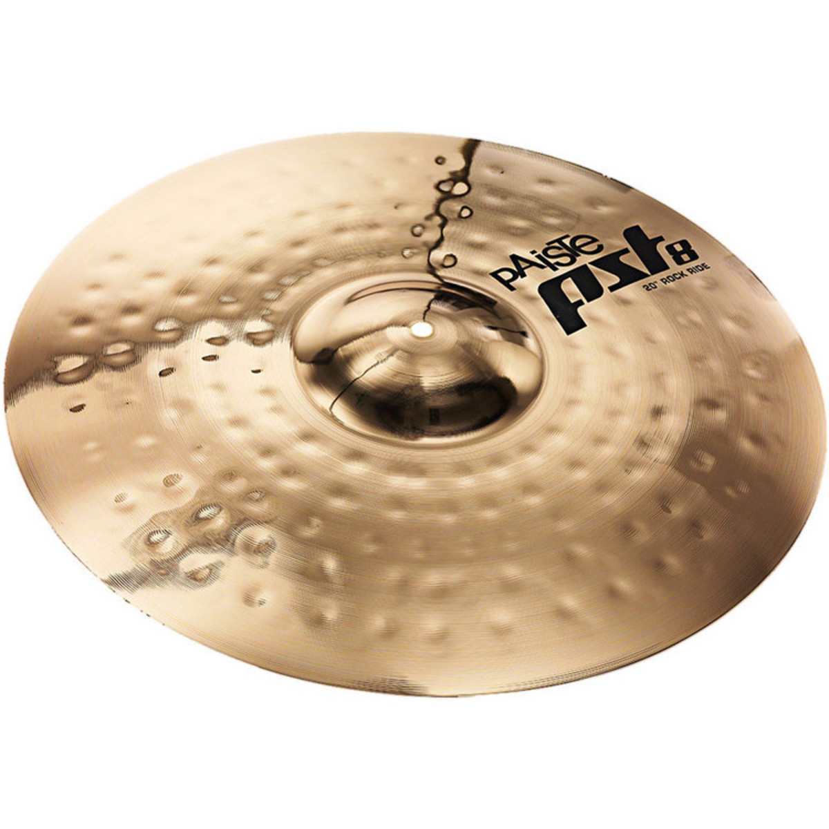 paiste pst 8 reflector 20 39 39 rock ride cymbal at gear4music. Black Bedroom Furniture Sets. Home Design Ideas