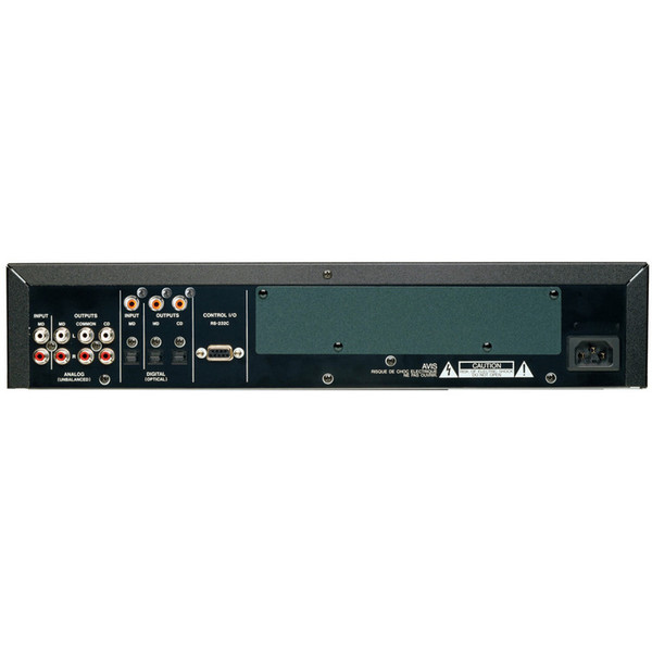 Tascam MD-CD1MKIII Professional CD Player & MiniDisc Recorder