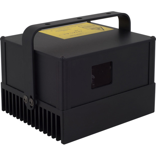 DISC Laserworld PM-1800-RGB Swiss Manufactured Full Colour ILDA Laser