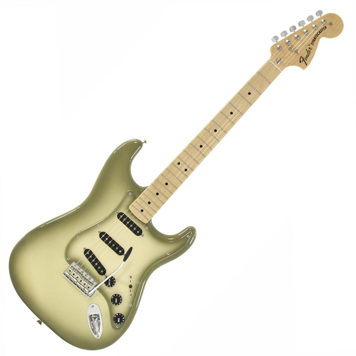 fender antigua stratocaster electric guitar maple neck at gear4music. Black Bedroom Furniture Sets. Home Design Ideas