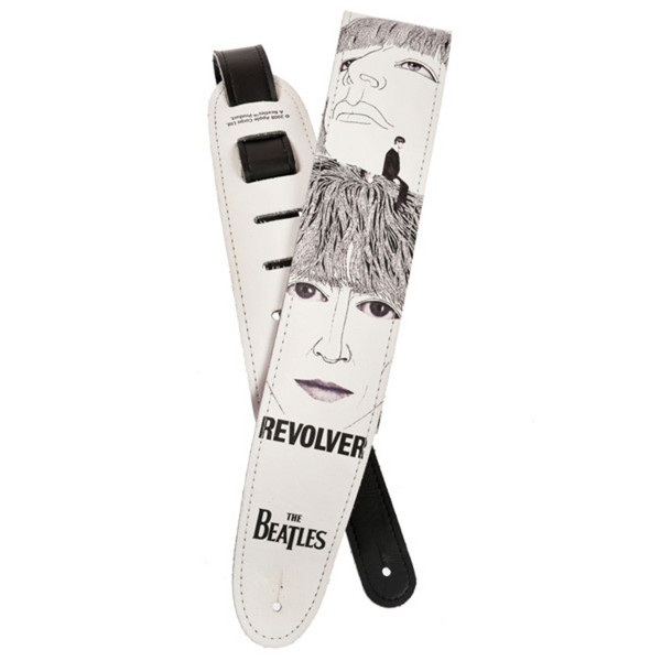 Planet Waves Beatles Guitar Strap, Revolver