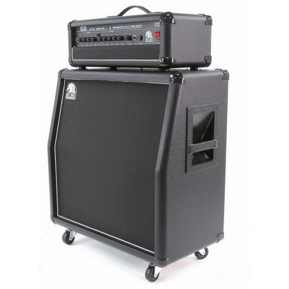 white horse 60w tube guitar amp 4x8 cab at gear4music rh gear4music com rocket 60w rms guitar amplifier 60w guitar amp