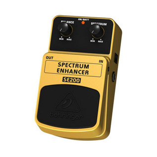 Behringer SE200 Spectrum Enchancer EQ Effects Pedal
