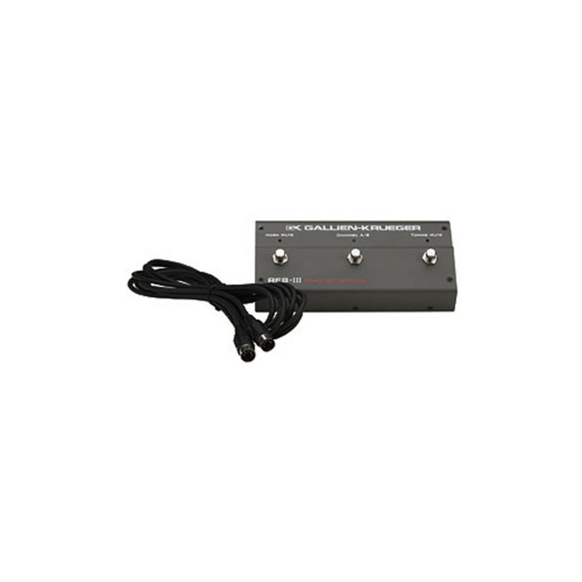 Click to view product details and reviews for Gallien Krueger Footswitch Rf Iii.