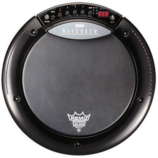 Korg Wavedrum WDX Dynamic Percussion Synthesizer Pad, Black