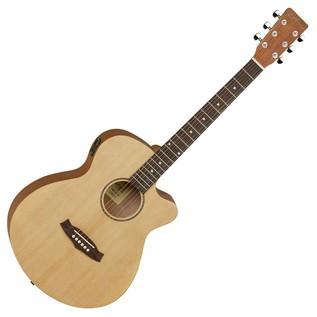 Tanglewood Roadster Series Super Folk Cutaway Acoustic Guitar
