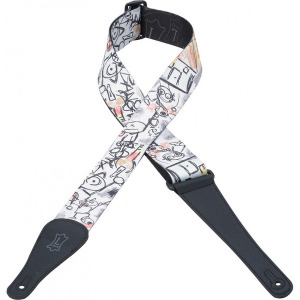 "Levy's 2"" Sublimation Series Polyester - Stick Men"