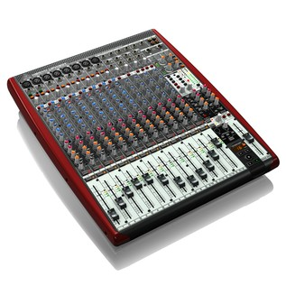 Behringer Xenyx UFX1604 Premium 16-Input 4-Bus Mixer