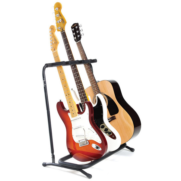 Fender Multi Folding Guitar Stand - 3 Way