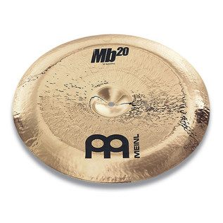 Meinl MB20-20RCH-B 20 inch Rock China - Brilliant
