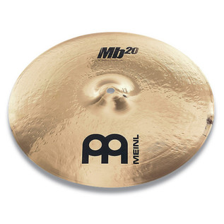 Meinl MB20-20MHC-B 20 inch Medium Heavy Crash - Brilliant