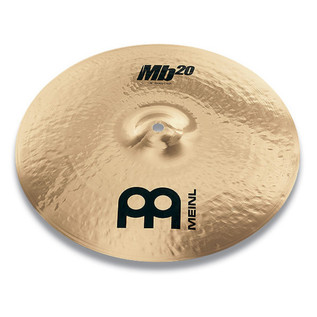 Meinl MB20-20HC-B 20 inch Heavy Crash - Brilliant