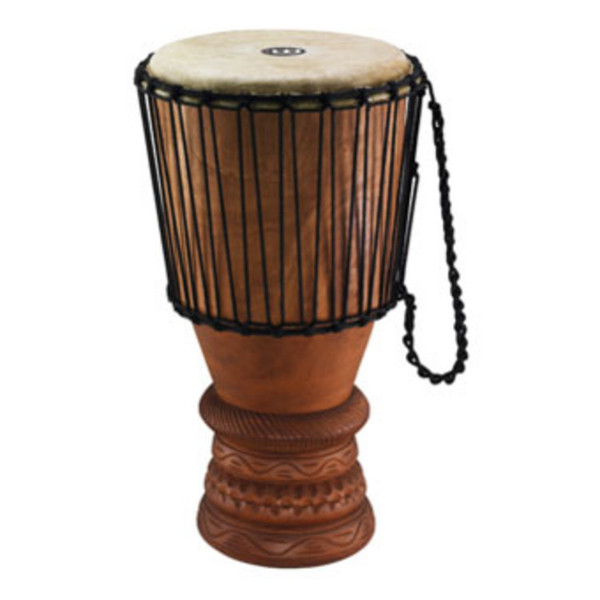 "Meinl ABGB-L 12"" African Wood Bougarabou, Brown"