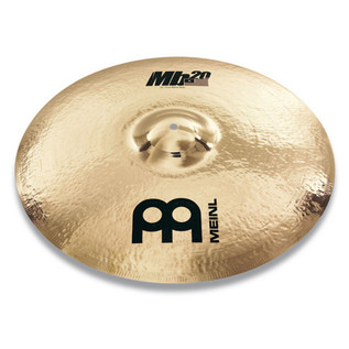 Meinl MB20-24PMR-B 24 inch Pure Metal Ride - Brilliant