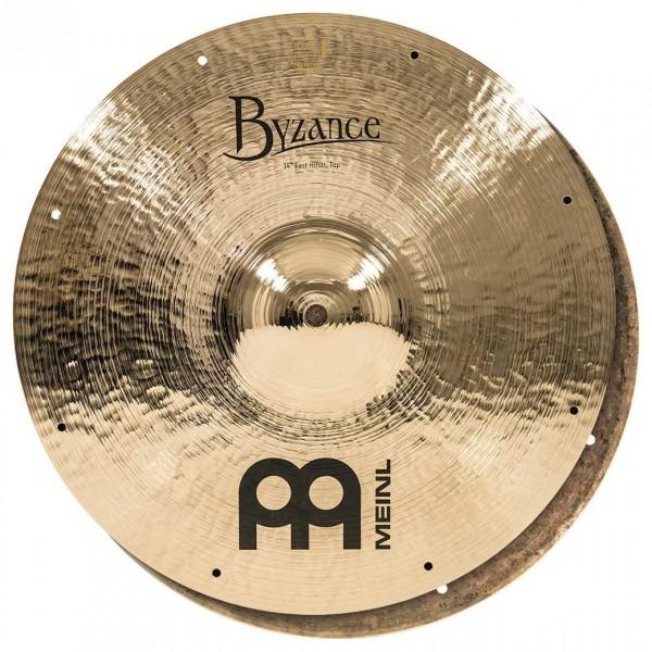 Meinl B14FH Byzance 14 inch Brilliant Fast Hi-hats