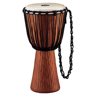 Meinl Headliner Series Rope Tuned Wood Djembe - Nile Series - Large