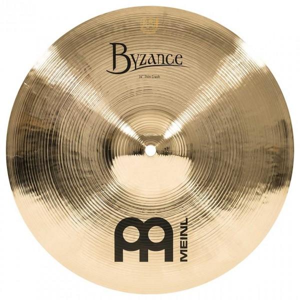 Meinl B14TC-B Byzance 14inch Brilliant Thin Crash