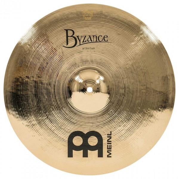 Meinl B16TC-B Byzance 16 inch Brilliant Thin Crash