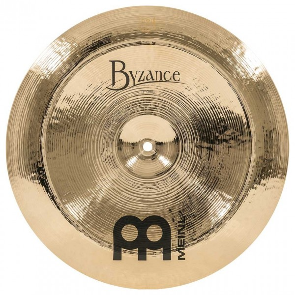 "Meinl B16CH-B Byzance 16"" Brilliant China"