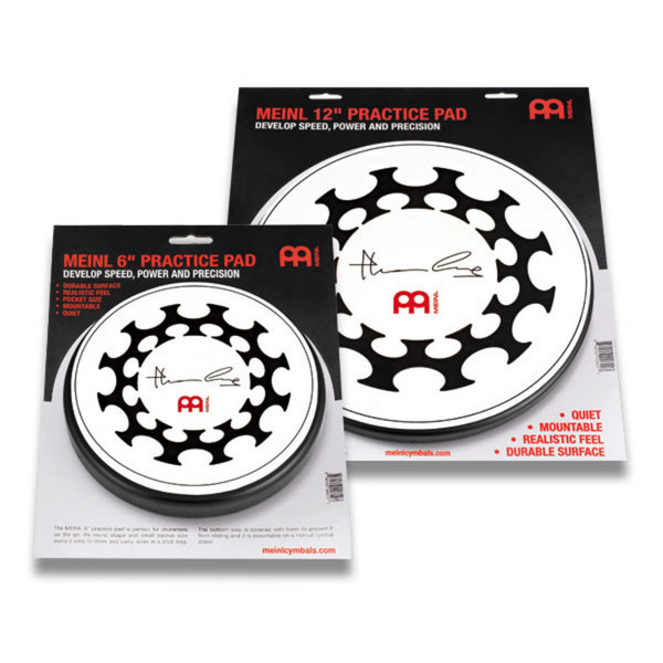 Meinl MPP-6-TL 6 inch Practice Pad - Thomas Lang