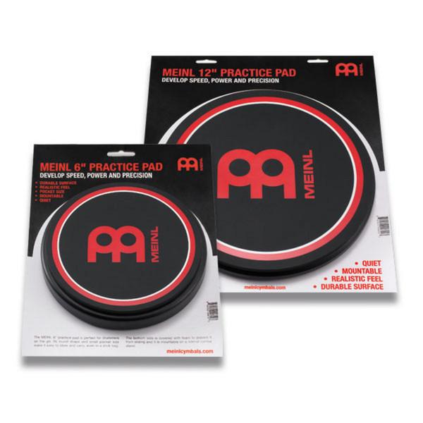 Meinl MPP-6 6 inch Practice Pad