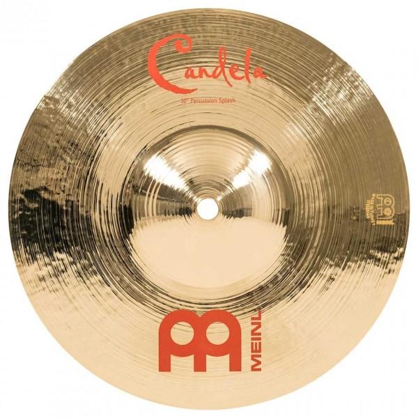 "Meinl 10"" Candela Percussion Splash - B20 Bronze"