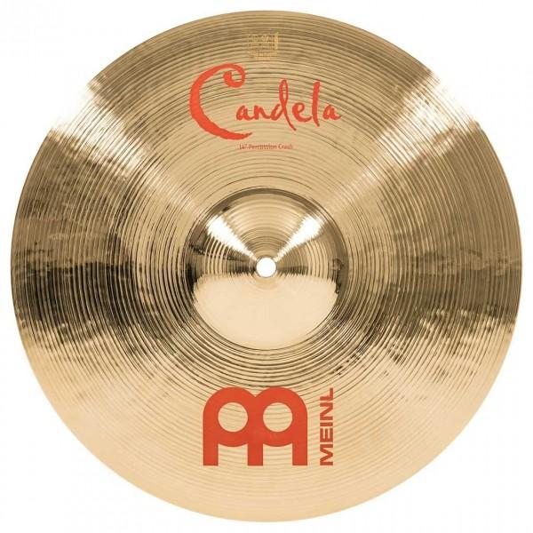 "Meinl 14"" Candela Percussion Crash - B20 Bronze"
