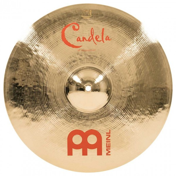 "Meinl 16"" Candela Percussion Crash - B20 Bronze"