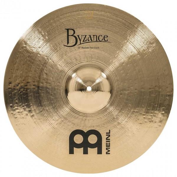 Meinl B19MTC-B Byzance 19 inch Brilliant Medium Thin Crash