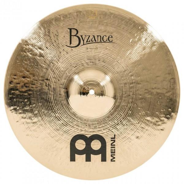 Meinl B18MTC-B Byzance 18 inch Brilliant Medium Thin Crash