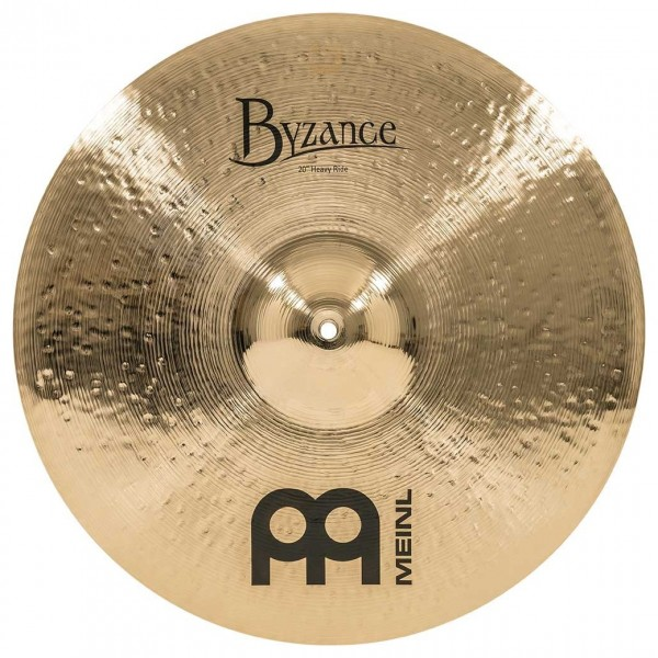 "Meinl B20HR-B Byzance 20"" Brilliant Heavy Ride"