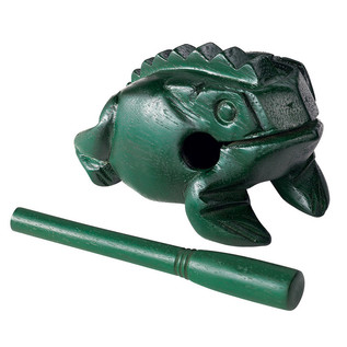 Meinl NINO515GR Wood Frog, Large