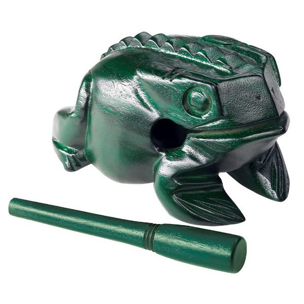 Meinl NINO516GR Wood Frog, X-Large