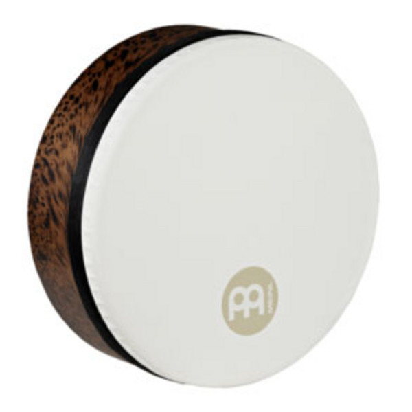 "Meinl Frame Drums - 12"" Synthetic Head Deep Shell Tars - Brown Burl"