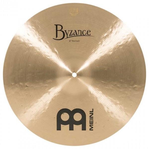 Meinl B16TC Byzance 16 inch Traditional Thin Crash