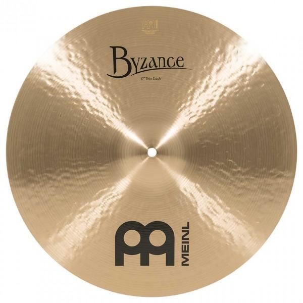 Meinl B17TC Byzance 17 inch Traditional Thin Crash