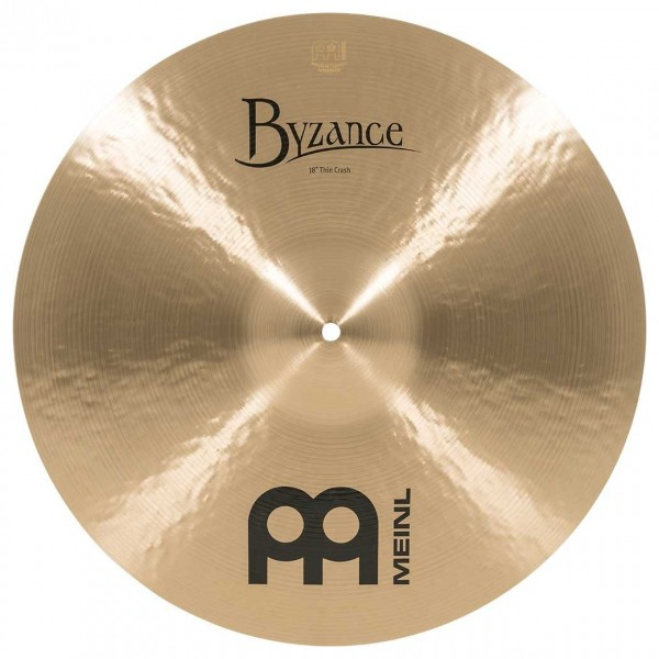 Meinl B18TC Byzance 18 inch Traditional Thin Crash