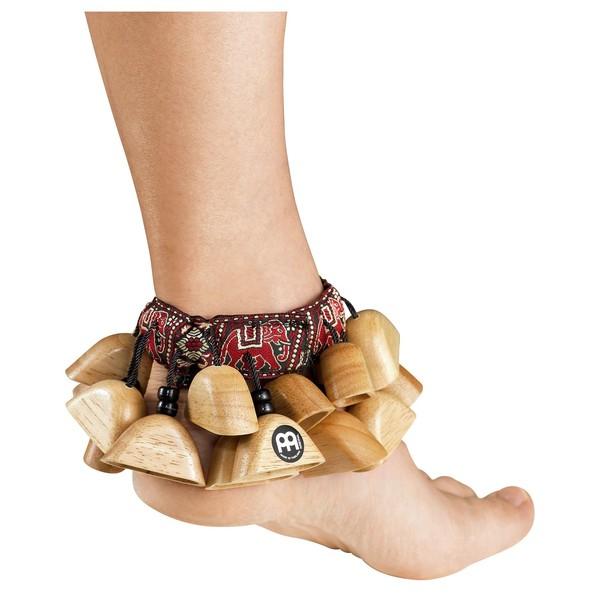 Meinl Foot Rattle, Natural