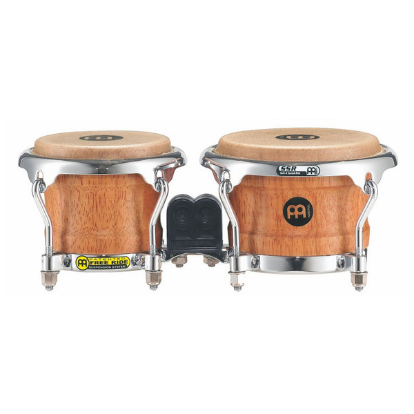 Meinl Free Ride Series Mini Wood Bongo - Super Natural